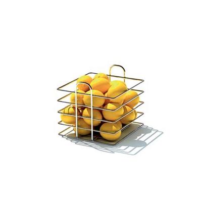 黄色水果3D模型【ID:915350817】