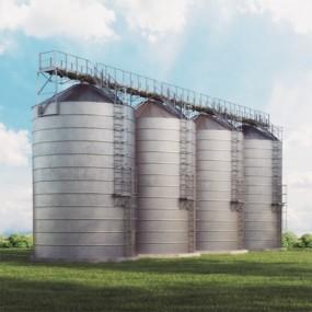 农场3D模型【ID:915455210】