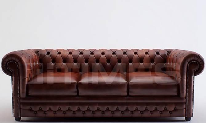 三人沙发2273D模型【ID:917051829】