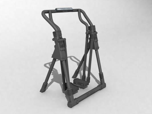 健身器材13D模型【ID:917091501】