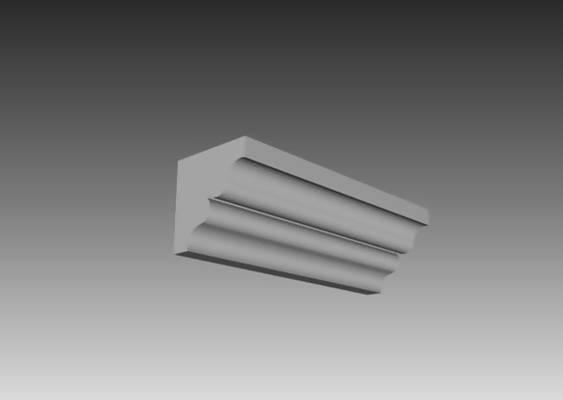 欧式构件43D模型【ID:917131245】