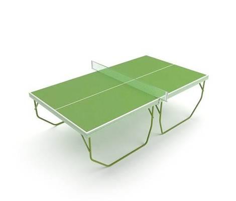 乒乓球桌23D模型【ID:917140333】