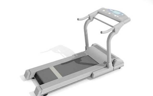 健身器材23D模型【ID:917145568】