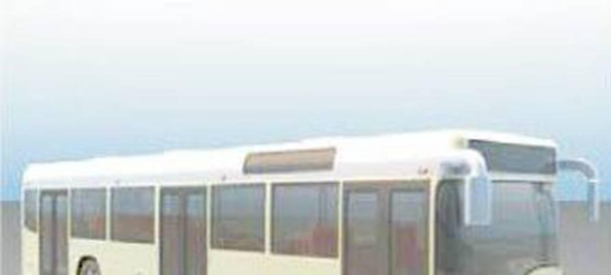 公交车23D模型【ID:917146898】