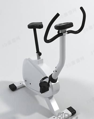 健身器材13D模型【ID:917165536】