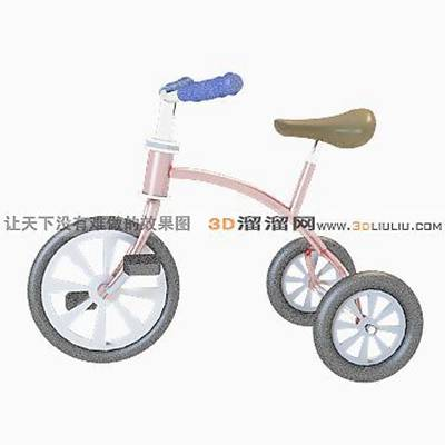 自行车23D模型【ID:917219145】