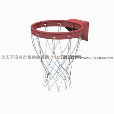 篮球筐13D模型【ID:917251894】