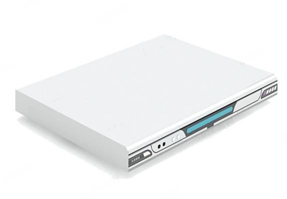 影碟机23D模型【ID:917283588】