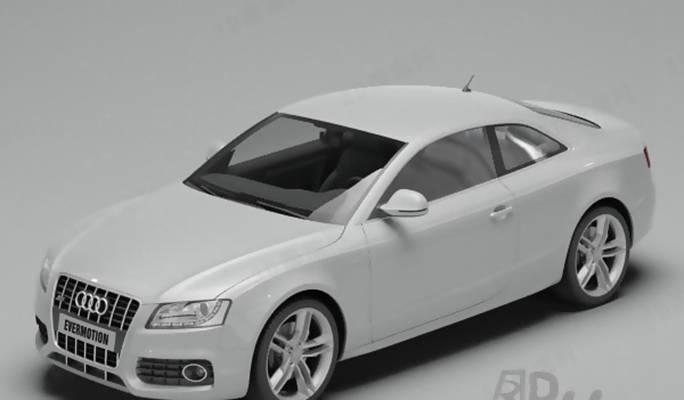 汽车43D模型【ID:917305729】