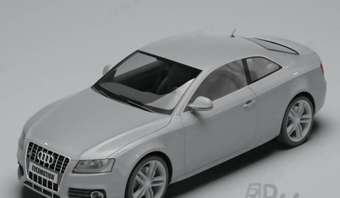 汽车63D模型【ID:917305758】