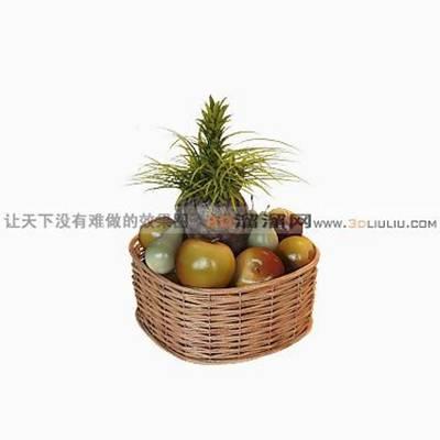 水果313D模型【ID:917307835】