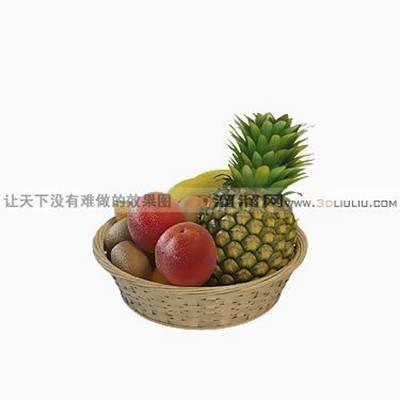 水果333D模型【ID:917307845】
