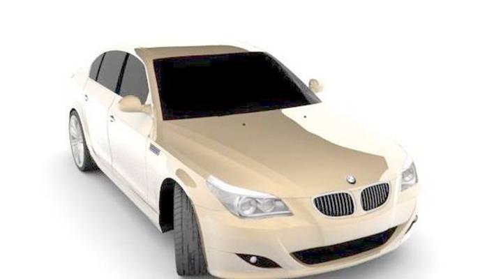 汽车303D模型【ID:917376718】
