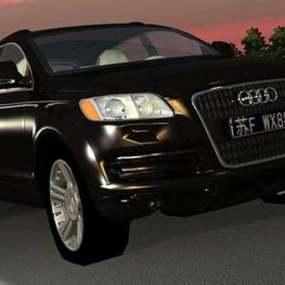 汽车333D模型【ID:917376726】