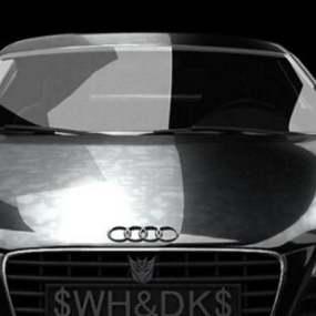 汽车373D模型【ID:917376736】