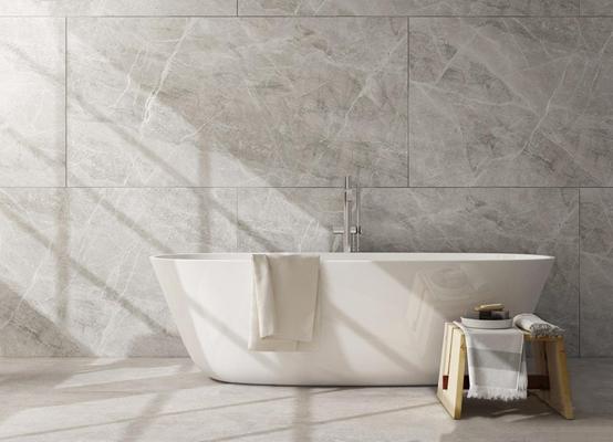 現代浴缸3D模型【ID:127872709】