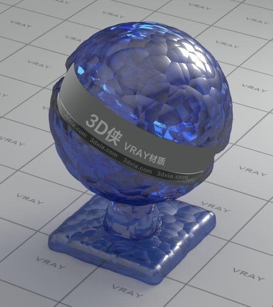 玻璃Vray材质【ID:736474565】