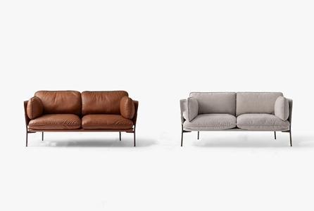 双人沙发3D模型【ID:641713559】