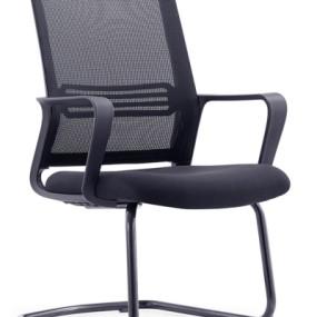 現代網布辦公職員椅3D模型【ID:227781969】