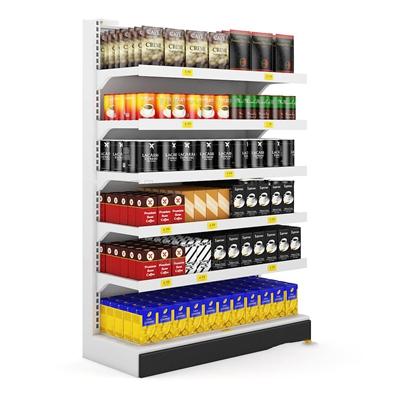 现代饮料水果货柜商展柜组合3D模型【ID:96825520】