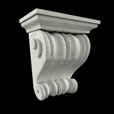 欧式石膏件欧式3D模型【ID:96896520】