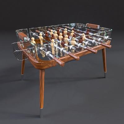 现代桌面桌球机现代桌面桌球机3D模型【ID:96902450】