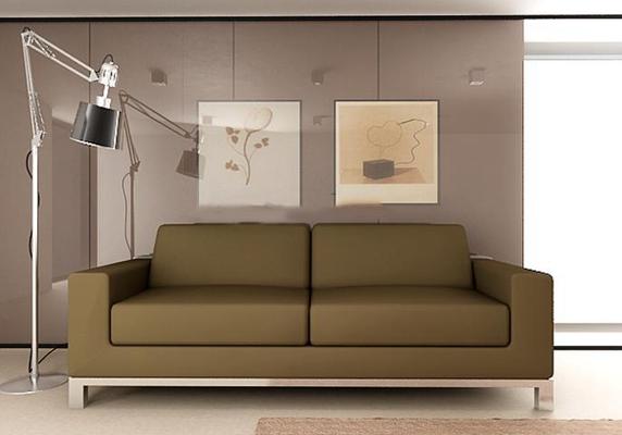 现代沙发3D模型【ID:96959298】