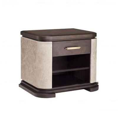 现代床头柜3D模型【ID:96973961】