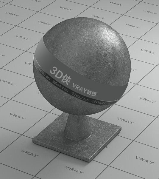 金屬Vray材質【ID:736477658】
