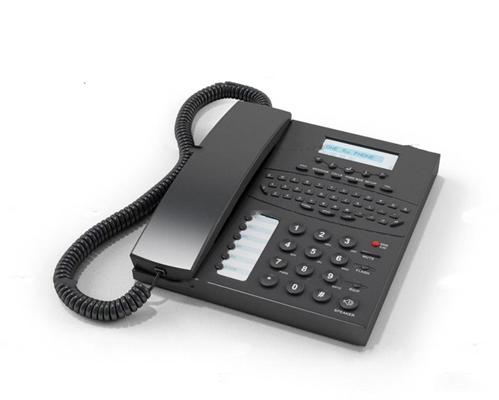現代座機電話3D模型【ID:97036968】