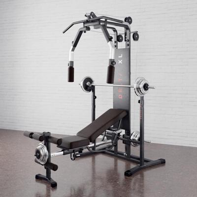 现代多功能健身器3D模型【ID:97056691】