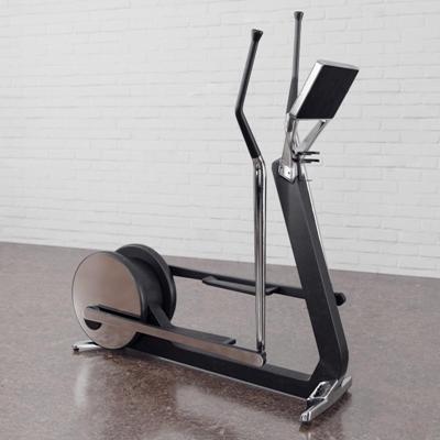现代跑步机健身器材3D模型【ID:97070191】