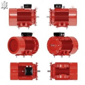 电动机3D模型【ID:97088342】