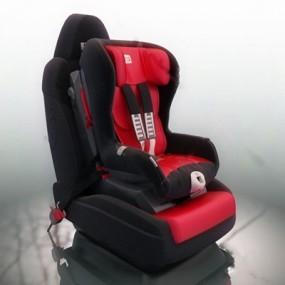 安全座椅3D模型【ID:97097085】