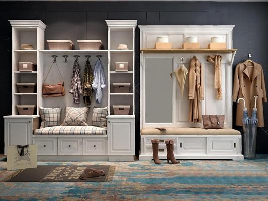 衣柜3D模型【ID:97165292】