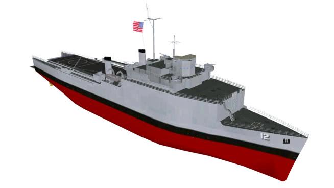 USSSU模型【ID:840064485】