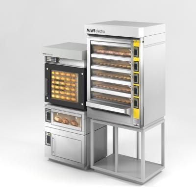 现代面包烘焙烤箱机3D模型【ID:828474329】