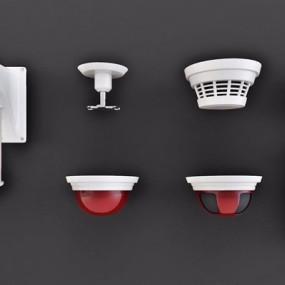 火警警报器3D模型【ID:928195901】