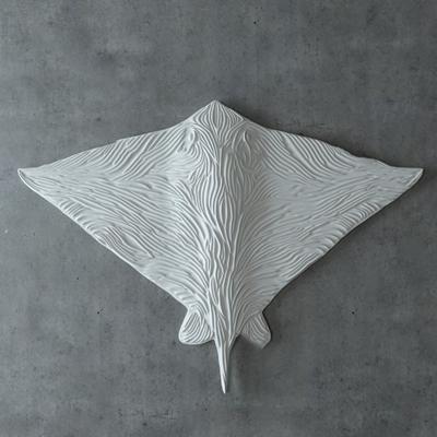 现代墙饰3D模型【ID:920619365】