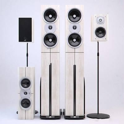 现代音响3D模型下载【ID:119483881】