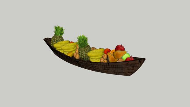 好吃的水果SU模型【ID:740079618】