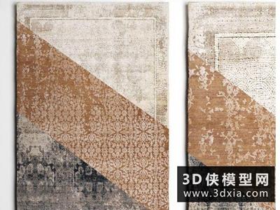 地毯国外3D模型【ID:329403891】