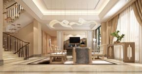 中式茶室3D模型 【ID:541545963】
