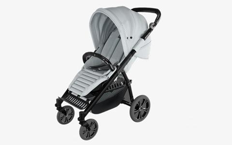 现代婴儿车3D模型【ID:532418364】