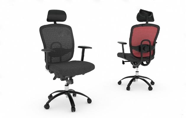 办公椅3D模型【ID:220018912】
