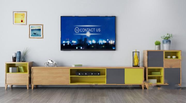 电视柜3D模型【ID:920015045】