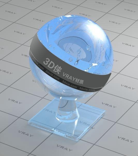 玻璃Vray材質【ID:736482509】