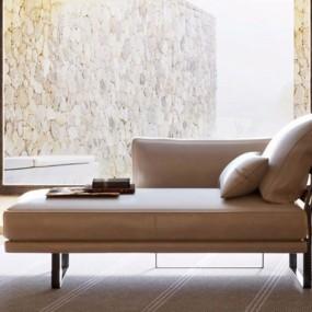 意大利芬迪FENDI现代躺椅3D模型【ID:127865383】