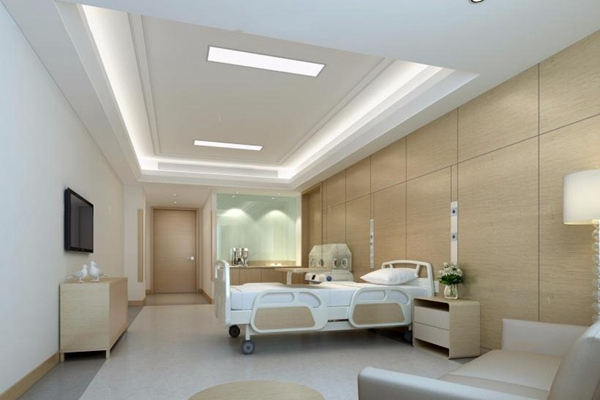 醫院LDR病房3D模型【ID:928172634】