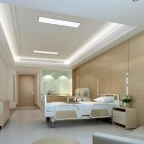 医院LDR病房3D模型【ID:928172634】